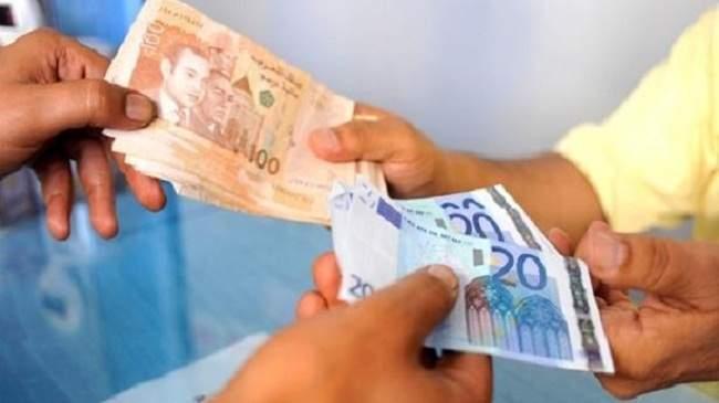 إقبال غير مسبوق على الأورو في اليوم الأول من تحرير سعر الدرهم