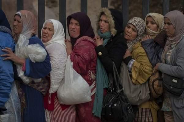 إسبانيا تعلق على وفاة امرأتين بباب سبتة المحتلة