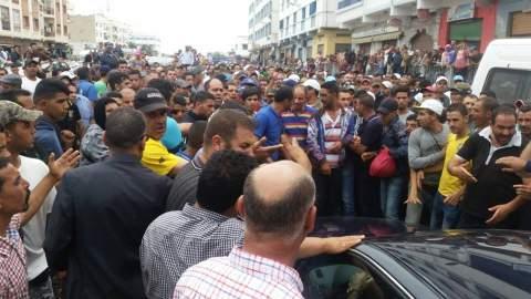 """وفد حكومي إسباني يدخل على خط """"تسلل سيارة"""" إلى مليلية المحتلة"""
