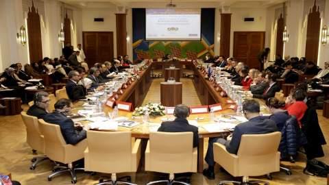 الحبيب المالكي يفتح باب التعاون مع مجلس العموم البريطاني
