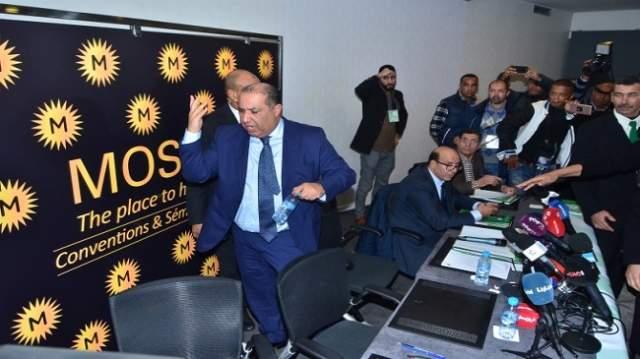 رئيس الرجاء وأنصاره من المنخرطين يتلقون تهديدات خطيرة..الأمن يدخل على الخط