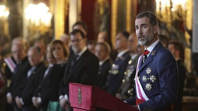 ملك إسبانيا يفتح ملف الاعتداءات التي ارتكبتها