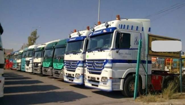 بوليف يحذّر أصحاب شاحنات نقل البضائع ويمهلهم 6 أشهر لنزع الواقيات الأمامية