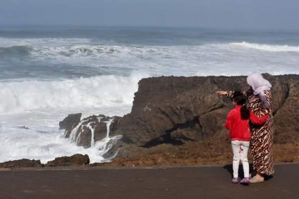 المغاربة ممنوعون من الاقتراب من الشواطئ يومي الأربعاء والخميس