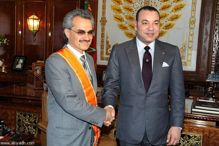 السعودية تطوق ثروة الأمير بن طلال في المغرب