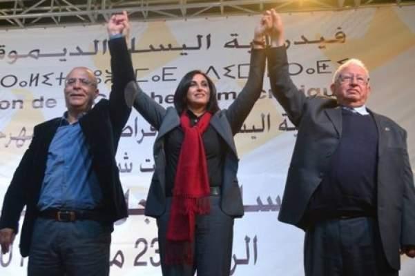 وسط خلافات داخلية..تراجع المدّ اليساري بالمغرب