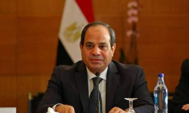 الرئيس المصري السيسي يعلن ترشحه لفترة رئاسية ثانية