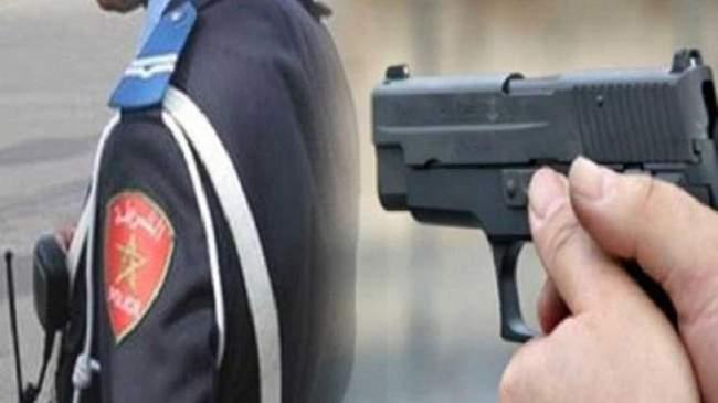 شرطي يطلق 4 رصاصات لتوقيف عنصر خطير بالدار البيضاء