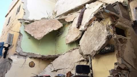 إصابة ثلاثة أشخاص في حادث انهيار منزل بفاس