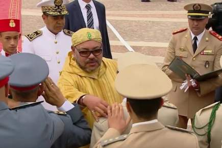 الملك يأمر بصرف تعويضات كبيرة لعناصر القوات المسلحة