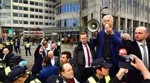 زعيم اليمين المتطرف الهولندي يهاجم المغرب والسعودية وتركيا