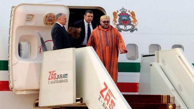 حضور الملك يشمل منطقة واسعة من إفريقيا..تعرف على خريطة زياراته خلال 18 سنة