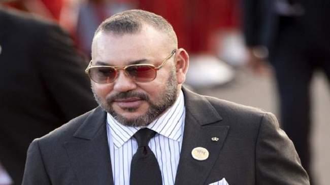 """رسالة الملك محمد السادس للمنتخب الوطني المحلي بعد التتويج بالـ""""شان"""""""