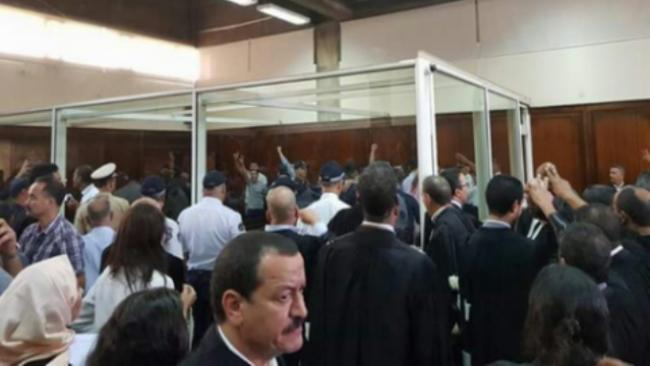 أحد معتقلي حراك الريف يفجر خلال جلسة محاكمته حقائق مثيرة