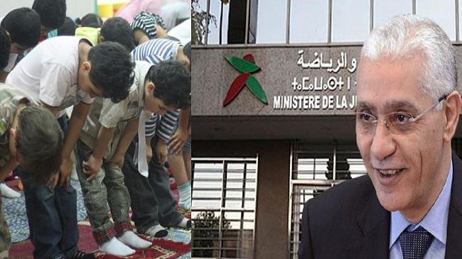 الطالبي العلمي يدعو لعدم إيقاظ الأطفال لصلاة الفجر ومغاربة غاضبون