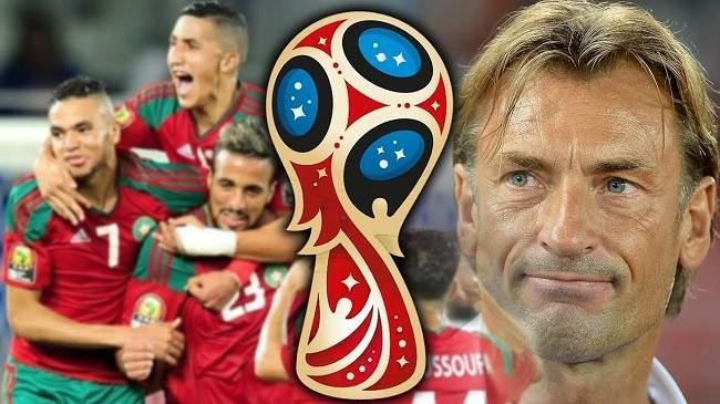 بشكل مفاجئ..الفيفا يغير ملعب المنتخب المغربي في مونديال روسيا
