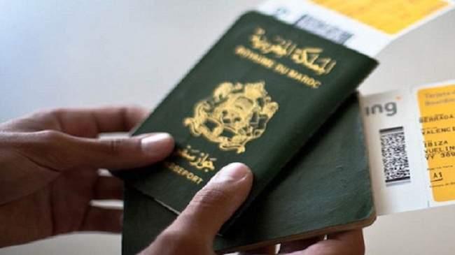 جوازات سفر مشبوهة تطيح بمسؤولين شمال المملكة