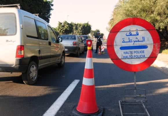"""الحسم في اعتقال السائقين المغاربة بسبب """"مخالفات السير"""""""