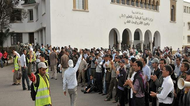 إضراب عام يشل قطاع التعليم ومطالب عديدة تواجه أمزازي