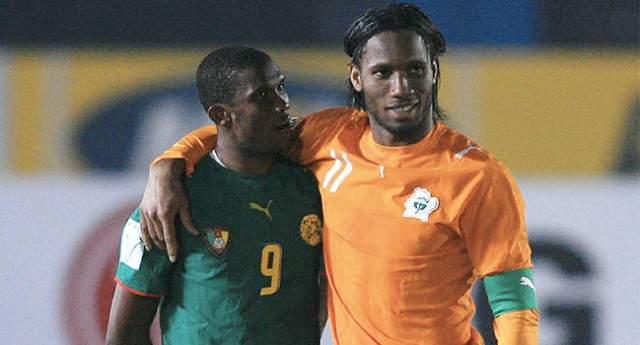 دروغبا وإيتو في المغرب لتكريم أبرز لاعبي المنتخب