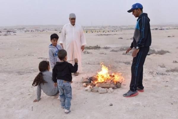 طقس الأحد..أجواء باردة مع انخفاض في درجات الحرارة بهذه المناطق المغربية