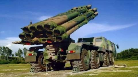 الجيش المغربي يدعم قواته براجمات صواريخ مدمرة
