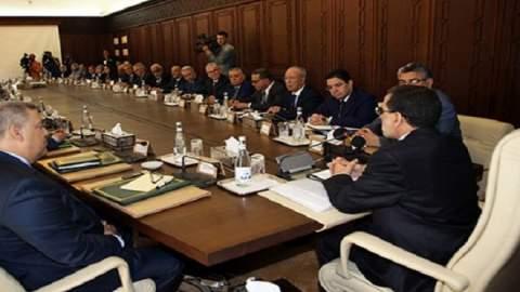 ما هو ميثاق الأغلبية الذي وقع عليه أمناء أحزاب التحالف الحكومي؟