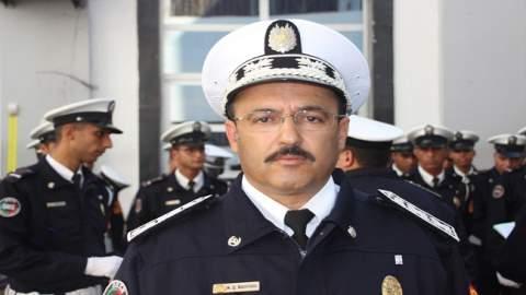 بعد شرطة المرور...باقي ضباط الشرطة يرتدون القبعات الوظيفية الجديدة