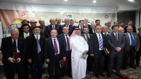 إعلاميون عرب كبار يبحثون في الرباط إعادة القضية الفلسطينية إلى الواجهة