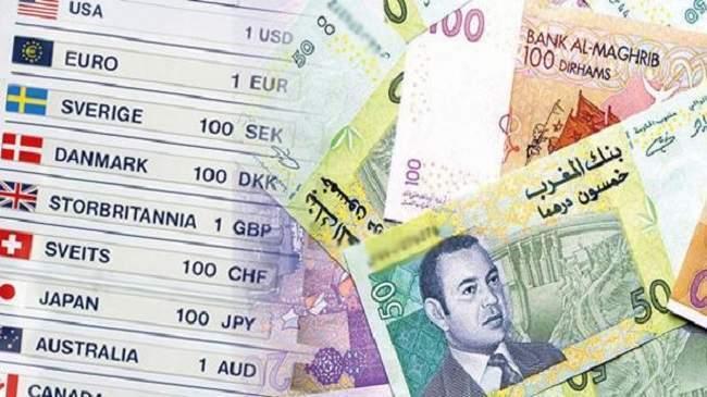 بعد أزيد من شهر على قرار التعويم..سعر الدرهم يرتفع مقابل هذه العملة الأجنبية