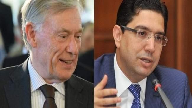 قبل التوجه إلى لشبونة.. سيادة المغرب على أراضيه أساس المباحثات مع كولر