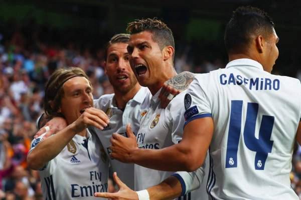 ريال مدريد يدمر طموح سان جيرمان ويقصيه من دوري أبطال أوروبا