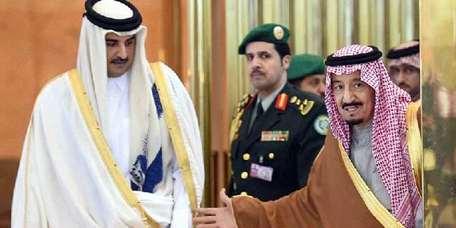 الأزمة الخليجية..تطورات جديدة بين قطر والسعودية
