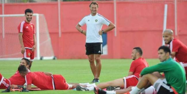 رونار يعلن اللائحة الرسمية..هذا أول لاعب يلتحق بالمغرب