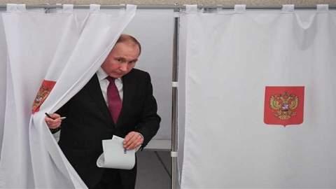 الانتخابات الروسية.. إعادة انتخاب بوتين لولاية رابعة