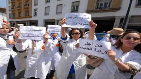 رغم تدخل وزير الصحة.. الأطباء يشلون المستشفيات العمومية للمرة الثانية !