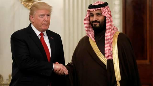 على هامش زيارة محمد بن سلمان..تسريب موقف السعودية تجاه ملف أمريكا والمغرب