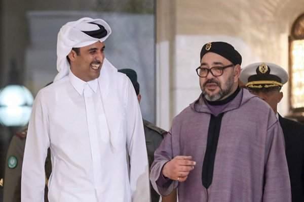 الجزائر غاضبة..رد على قطر بسبب المغرب