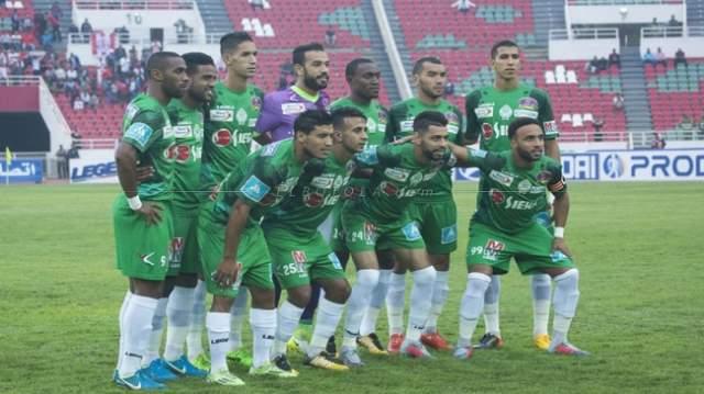 الرجاء يواجه خصما صعبا في كأس الكونفدراية الإفريقية لكرة القدم