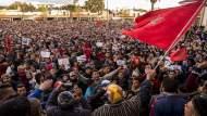 """الحبس والغرامة لمواطن بسبب تدوينة """"فيسبوكية"""" تضامنا مع جرادة"""