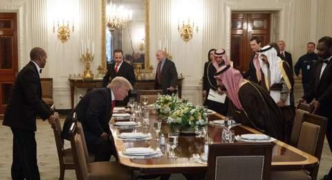 """أسرار من دفتر ترامب..كواليس """"إعفاء بن نايف واحتجاز أمراء السعودية"""""""