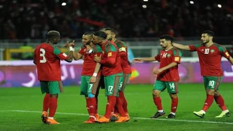زياش يعزف سمفونية الأسود في إيطاليا ويقود المغرب للفوز على صربيا