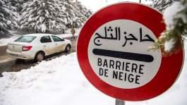 طقس السبت: عودة الأمطار والثلوج في هذه المناطق من المملكة
