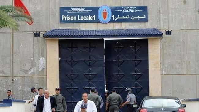 مدان سابق بالقتل العمد ينشر التصميم الداخلي للسجن والمندوبية تدخل على الخط