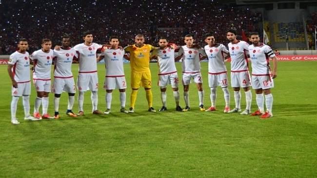 الوداد ينعش آماله في صراع الدوري بفوز هزيل أمام الراك