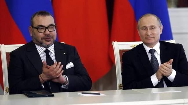روسيا تدخل على خط الازمة في الصحراء وتكشف عن موقفها