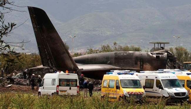الكشف عن أول قيادي في البوليساريو من ضحايا الطائرة الجزائرية