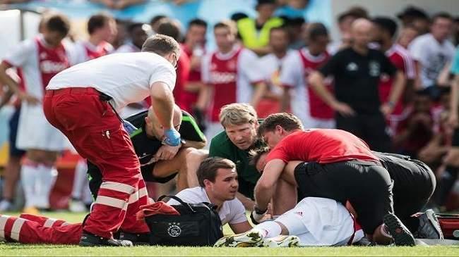 مؤلم..توقف قلب لاعب عربي في اسبانيا خلال تداريب فريقه