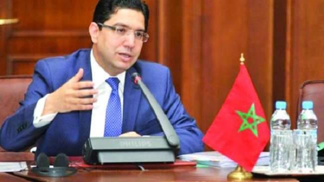 من بينها أن الخيار العسكري لن يحل الأزمة...بوريطة يكشف موقف المغرب من الأزمة الدائرة في سوريا