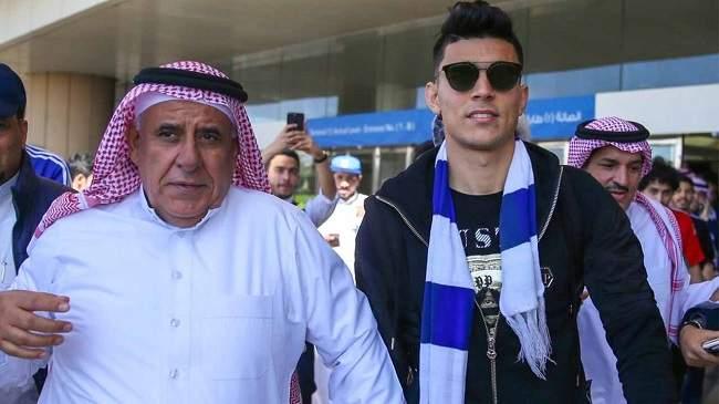 هل يرحل عن الدوري السعودي؟..رئيس الهلال يتحدث عن بنشرقي لأول مرة